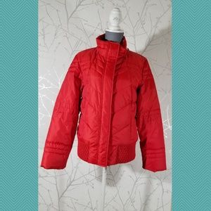 Xterior Utex Quilted Down Filled Full Zip Jacket